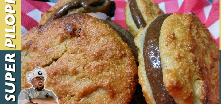 desafio videopatas dulce de patata con almendras y chocolate de galletas
