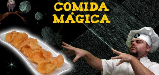 comida magica pan de gambas crackers daniel mantero malviviendo flaman