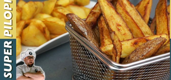 como hacer las mejores patatas fritas del mundo