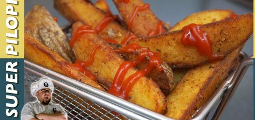 patatas deluxe estilo macdonals gajo fritas