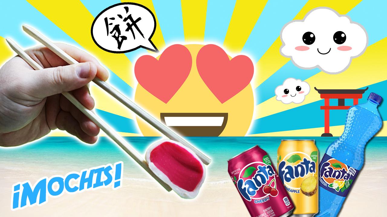 mochis fanta receta japon pilopi superpilopi japonshop