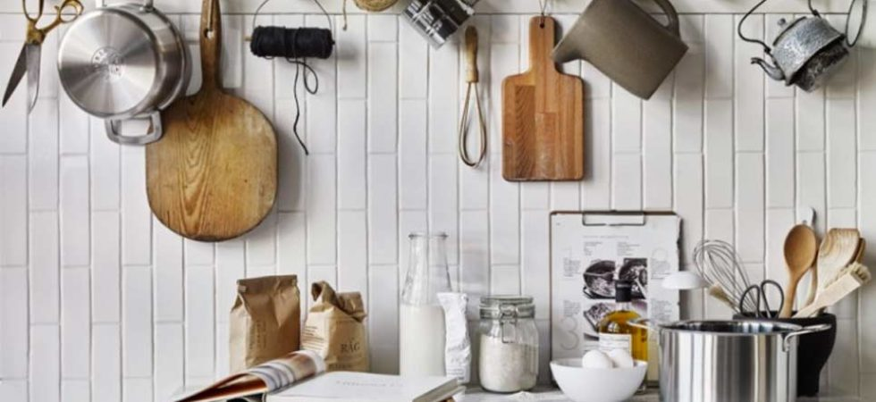 22 utensilios indispensables en tu cocina