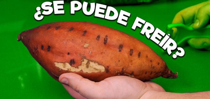 yuca mango alternativas patatas fritas boniato mandioca salsas receta casera pilopi superpilopi video youtube