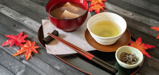 Vajilla japonesa