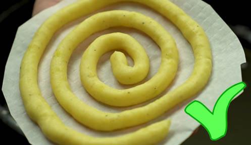 Espiral abierta