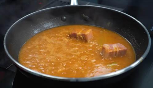 cocinar en la sartén