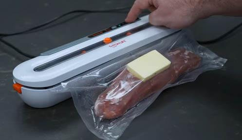 carne sellada al vacio