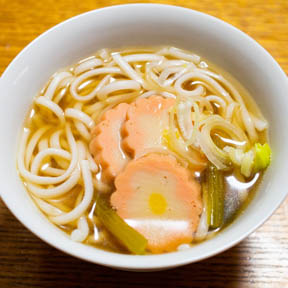 fideos udon