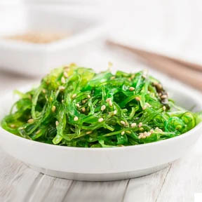 wakame ensalada japonesa de algas