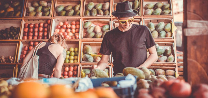 alimentos de proximidad comercio local