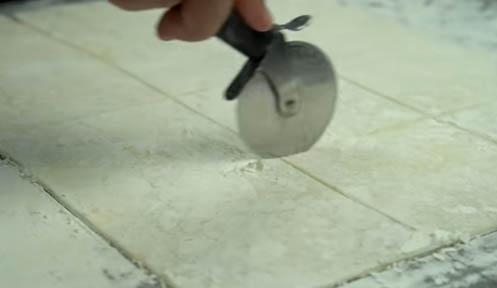 cortar en cuadrados