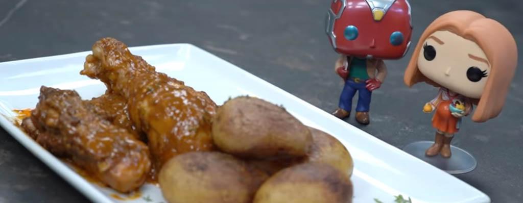 pollo a la paprika o al pimentón