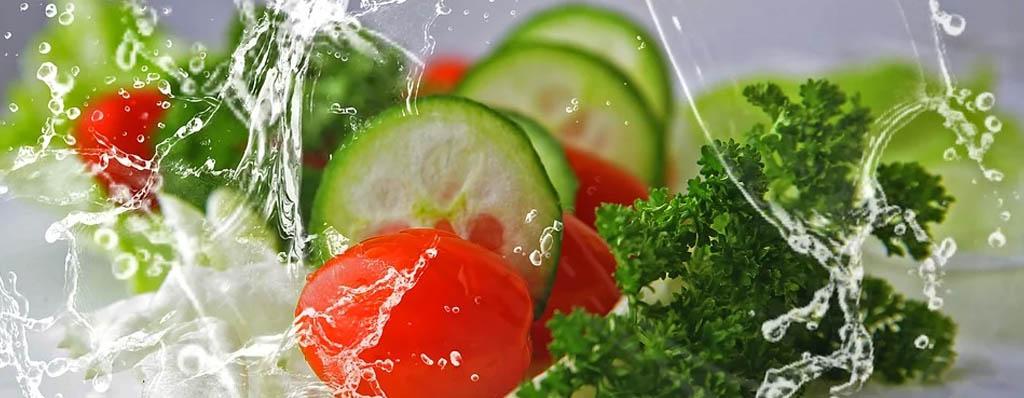 Blanquear verduras