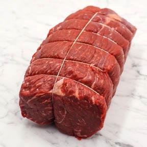 Carne bridada con cordón