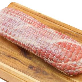 Carne bridada con malla