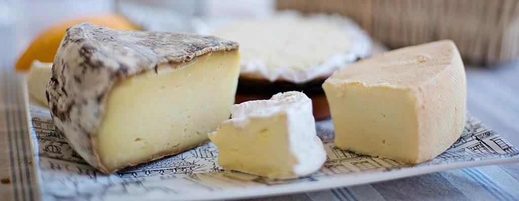 queso ahumado